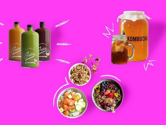 Cinco food trends y cómo debes consumirlas