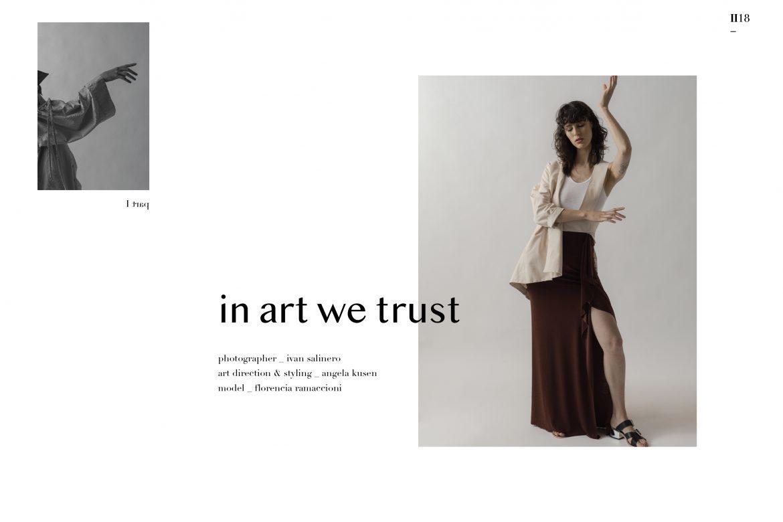 Nro. 1: moda y diseño contemporáneo