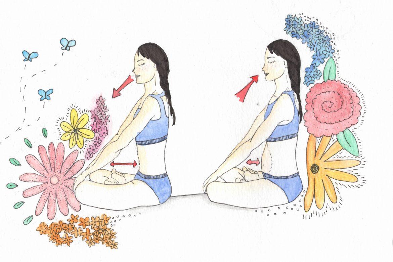 Eleva tu energía con tu respiración: Pranayama Kapalabhati