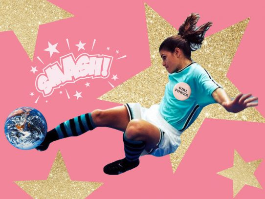 Las mujeres en el fútbol