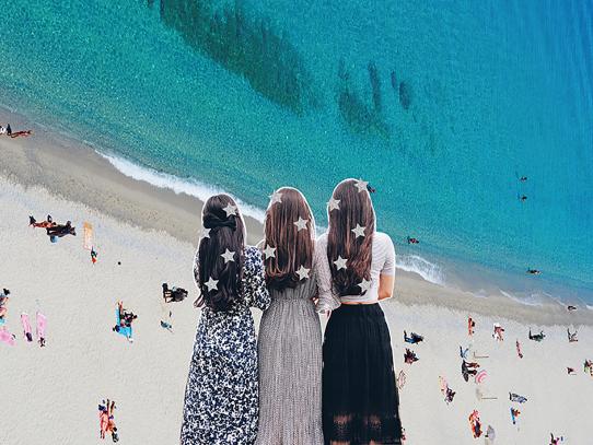 Cuidado del pelo en verano